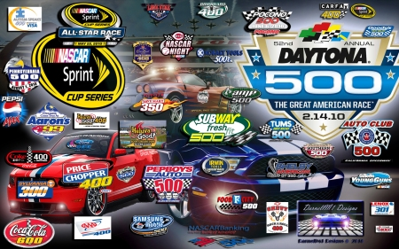 National Association  Stock  Auto Racing Wallpaper on National Association For Stock Car Auto Racing  Asociaci  N Nacional